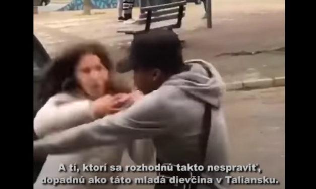 Video europoslanca Milana Uhríka – bozkávanie nôh černochom je prejav rasizmu.