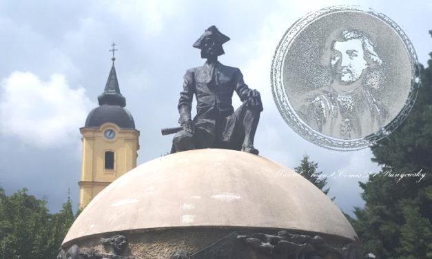 20. september 2020 – 274 výročie narodenia Mórica Beňovského